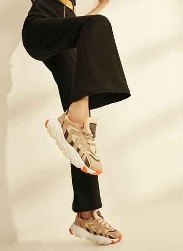 Sole Sisters Spor Ayakkabı Bej - Almına2 Ten